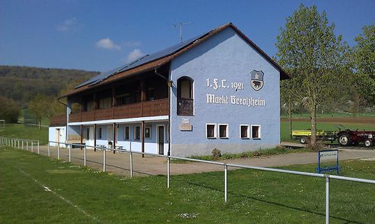Sport- und Vereinsheim
