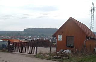 Wertstoffhof (an der Kläranlage)